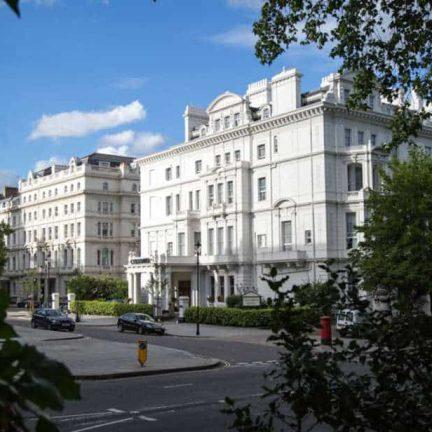 Columbia Hotel in Londen, Verenigd Koninkrijk