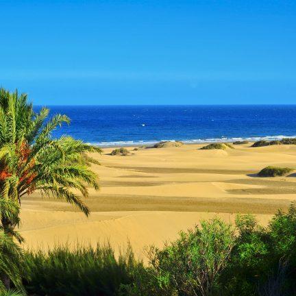 Strand van Maspalomas, Gran Canaria