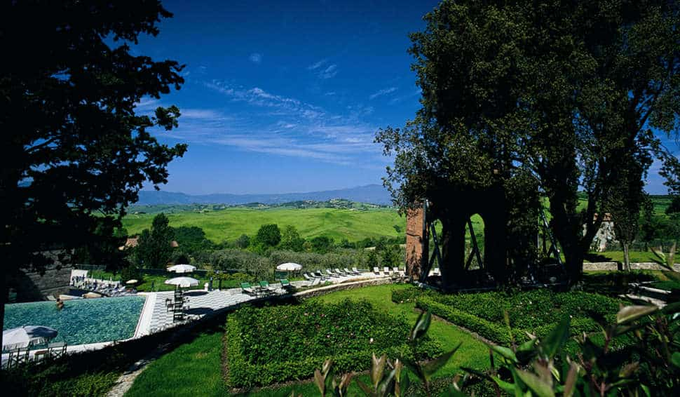 Fonteverde Tuscan Resort en Spa in San Casciano Dei Bagni, Italië