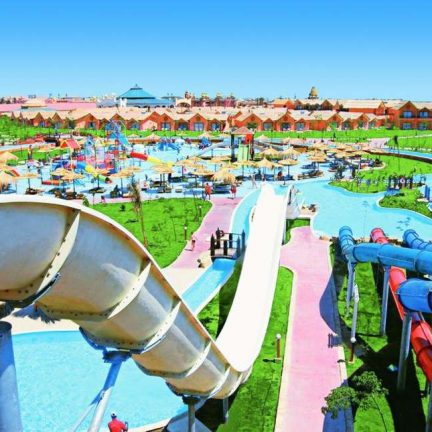 Pickalbatros Jungle Aqua Park in Hurghada, Egypte