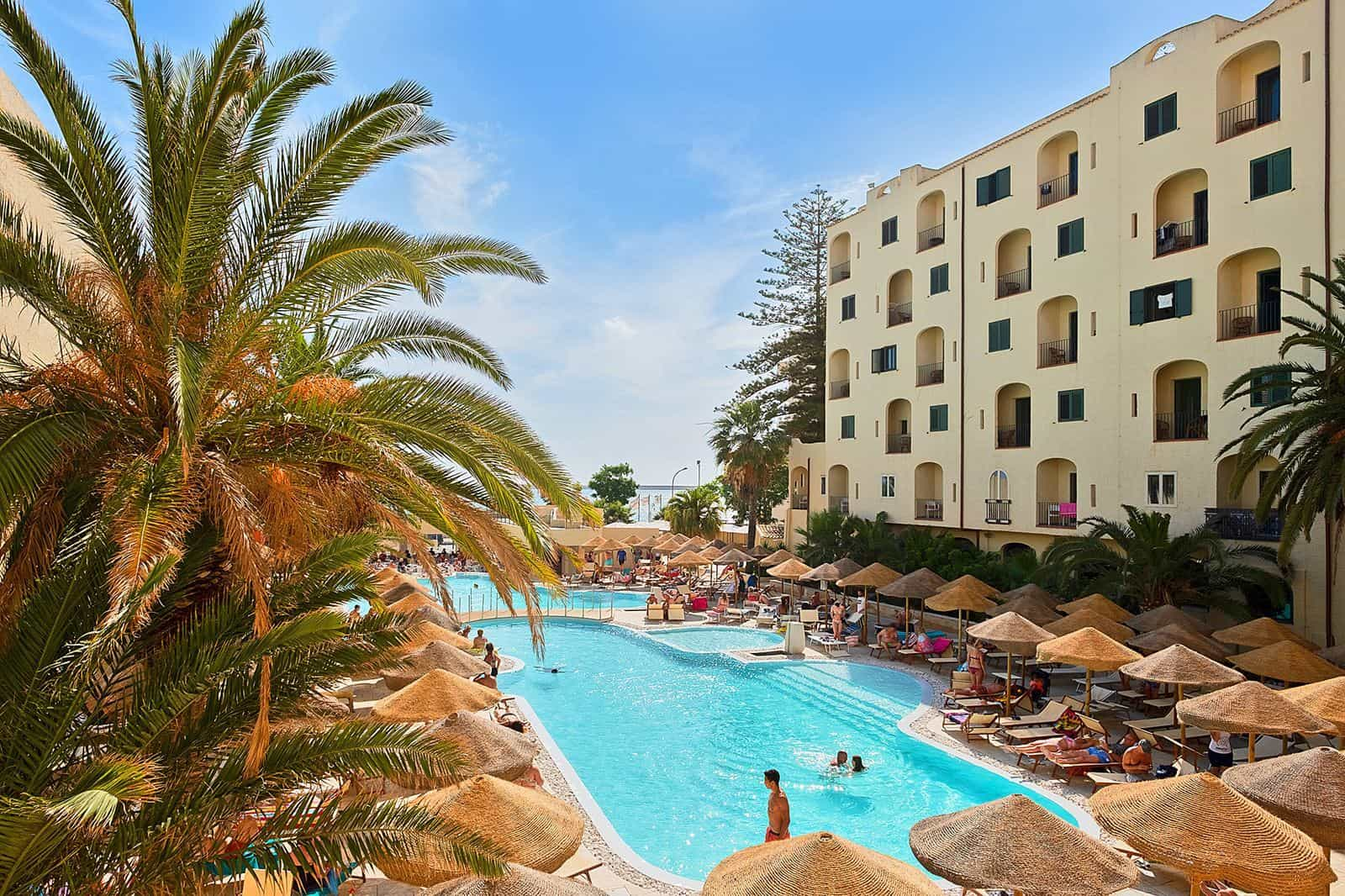 Hopps Hotel in Mazara del Vallo, Sicilië