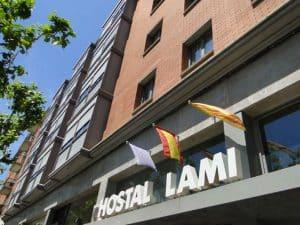 Hostel Lami in Barcelona, Spanje
