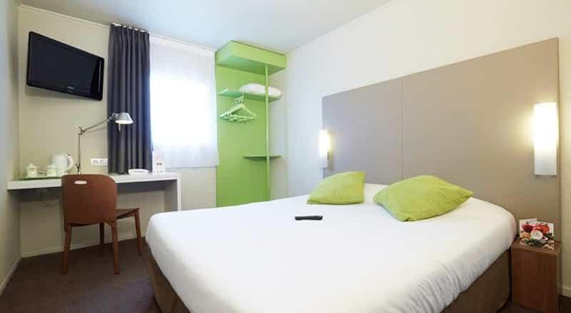 Hotelkamer van Campanile Hotel Argenteuil in Parijs, Frankrijk