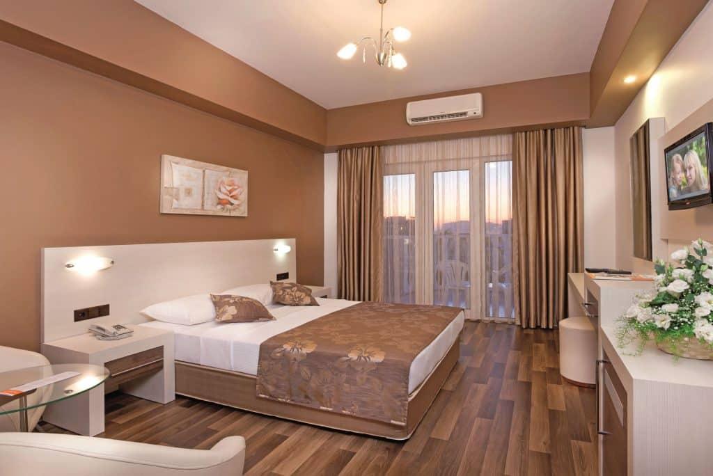 Hotelkamer van Club Paradiso in Alanya, Turkije
