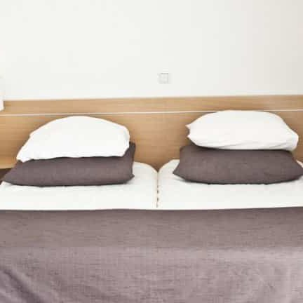 Hotelkamer in Hotel Ameland in Nes, Ameland