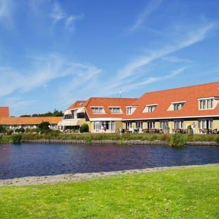 Landgoed Hotel Tatenhove Texel in De Koog, Texel