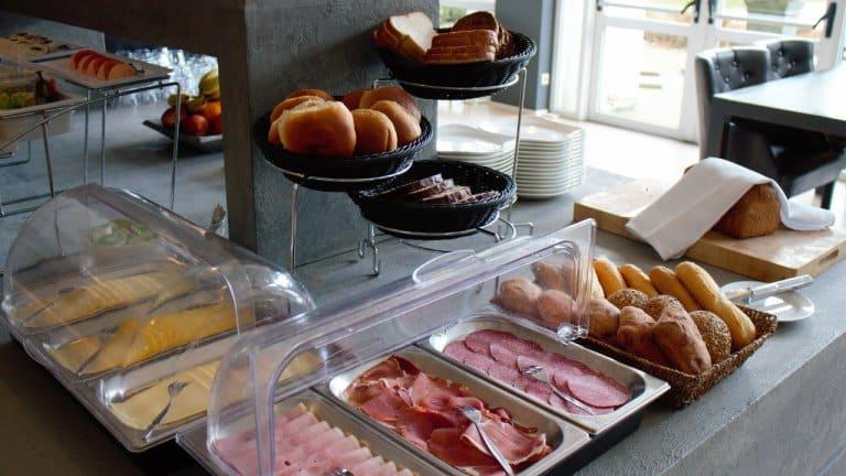 Ontbijt in Hotel Spelderholt in Beekbergen, Gelderland