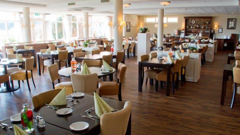 Ontbijt in Landgoed Hotel Tatenhove Texel in De Koog, Texel