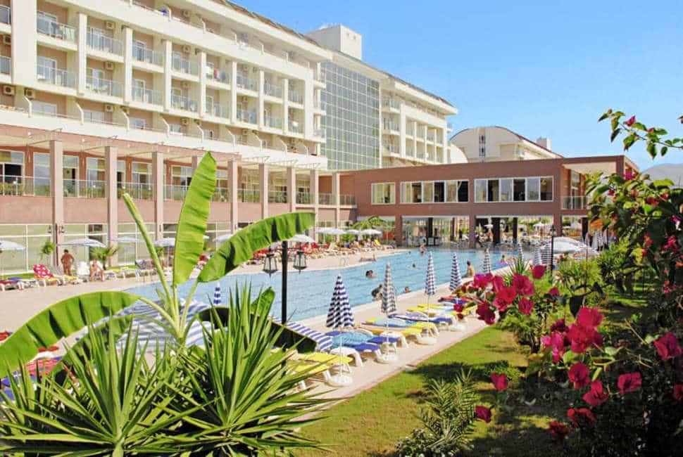 PrimaSol Telatiye Resort in Konakli, Turkije
