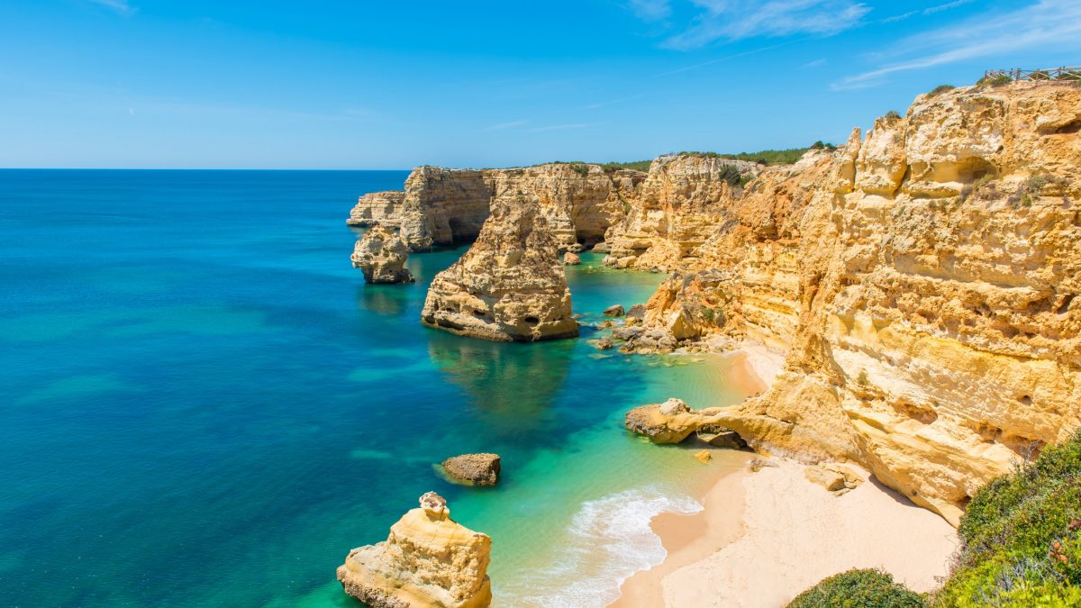 Algarve Mor in Praia da Rocha, Portugal