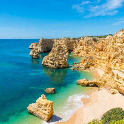 Algarve Mor in Praia da Rocha, Portugal