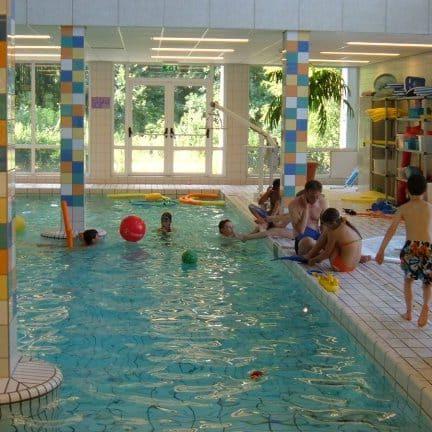 Zwembad van Hotel Spelderholt in Beekbergen, Gelderland