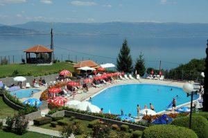 Makpetrol Hotel in Struga, Macedonië