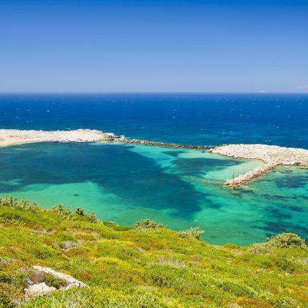 Baai van Limnioas, kos