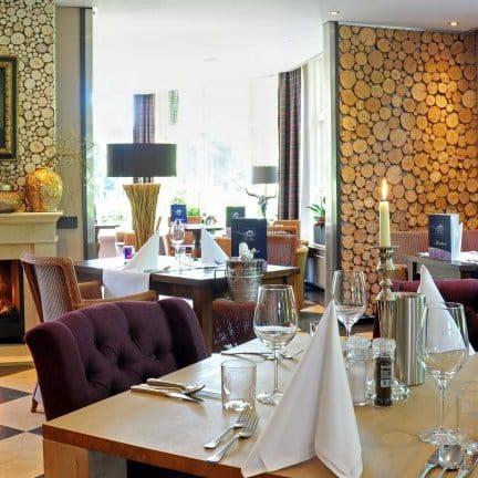Restaurant Boetiek Hotel BonAparte in Lochem, Gelderland