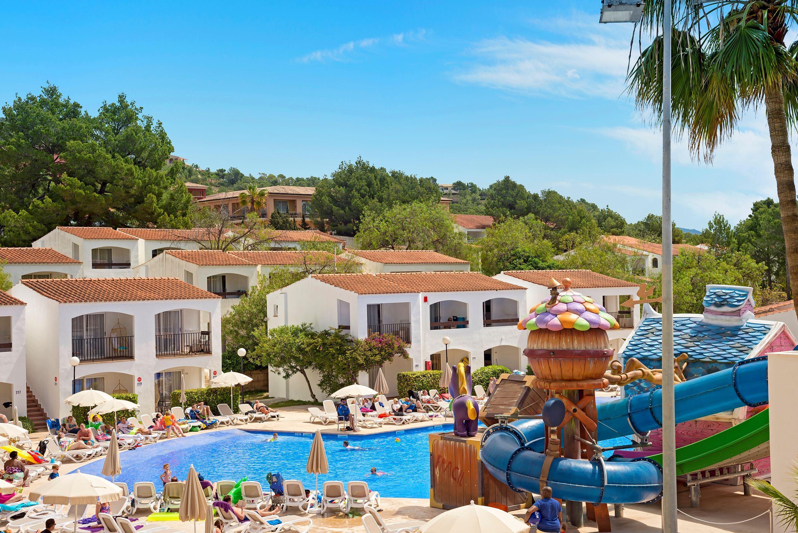 Hotel Fergus Club Europa Mallorca Paguera