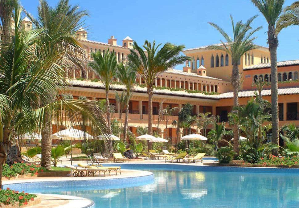 Gran Hotel Atlantis Bahia Real in corralejo, Fuerteventura
