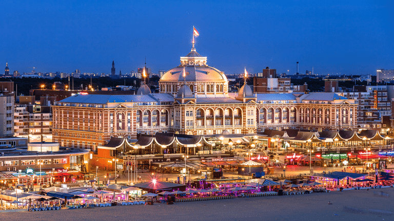 Grand Hotel Amrath Kurhaus The Hague in Scheveningen, Zuid-Holland