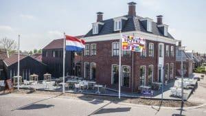 Hotel Termunterzijl in Termunterzijl, Groningen