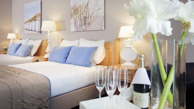 Hotelkamer van Golden Tulip Noordwijk Beach in Noordwijk, Zuid-Holland