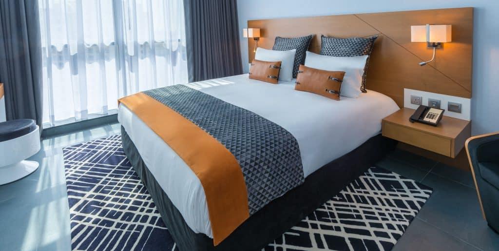 Hotelkamer Tryp by Wyndham Dubai