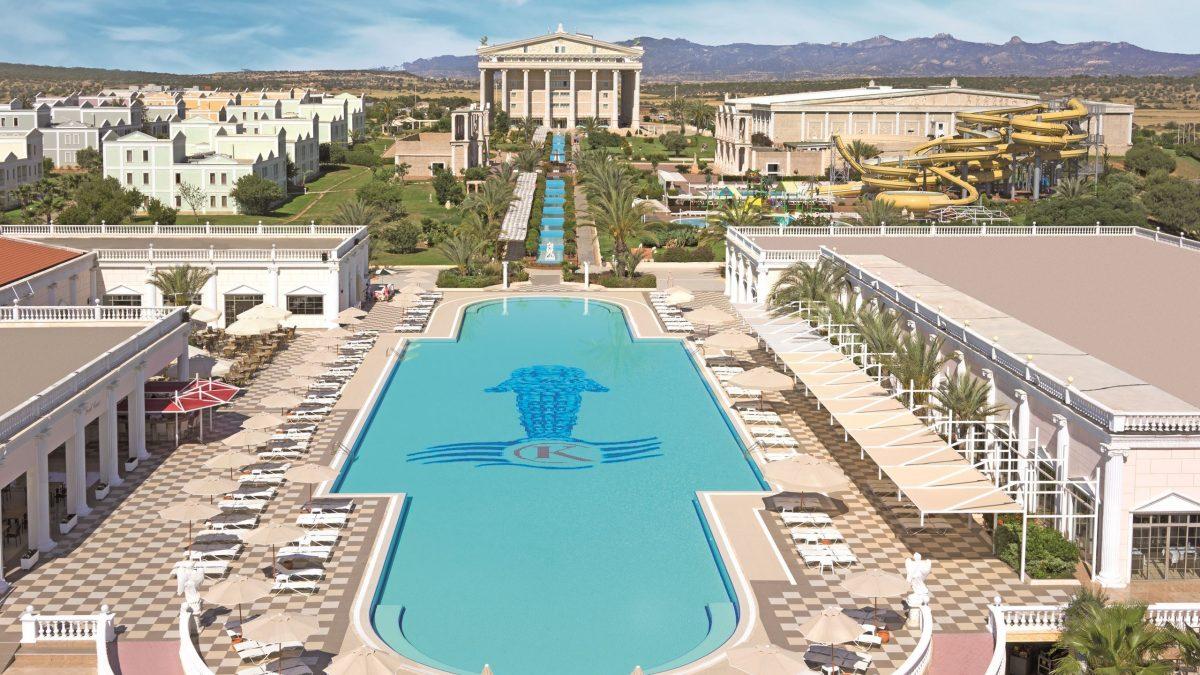 Kaya Artemis Resort in Bafra, Noord-Cyprus