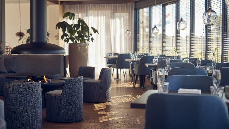 Restaurant van WestCord Hotel Noordsee