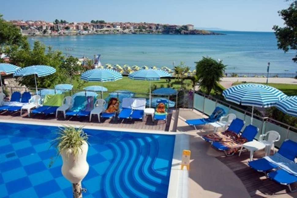 Ligging Hotel Villa List in Sozopol, Bulgarije