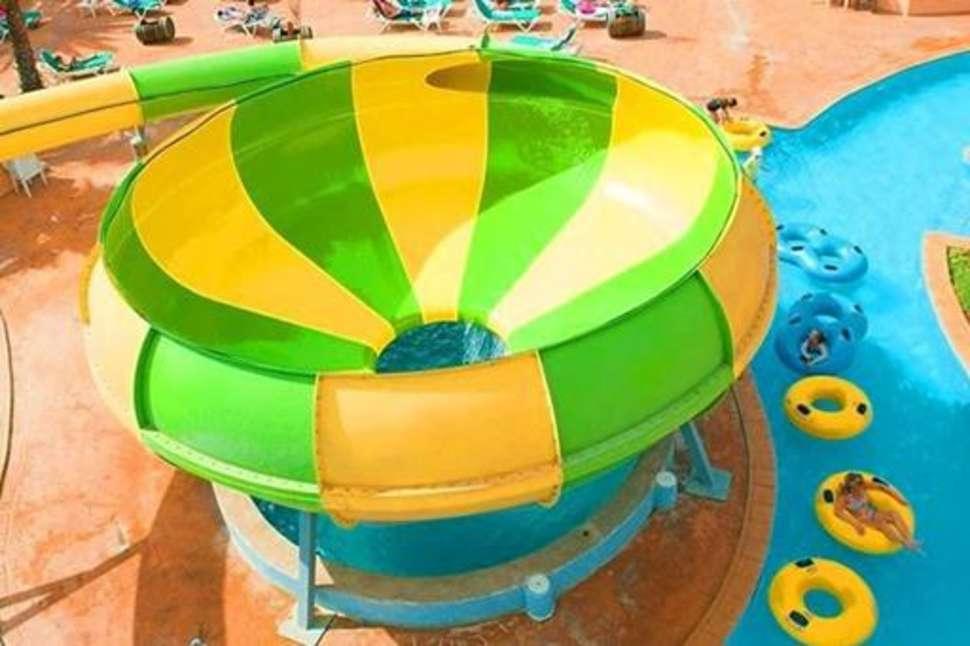 SPLASHWORLD Marina Parc in Arenal D 'En Castell, Menorca spanje
