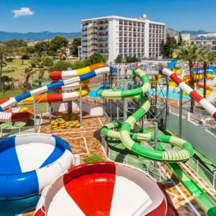 SPLASHWORLD Playa Estepona in Costa del Sol, Spanje