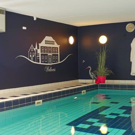 Wellnesscenter Boetiek Hotel BonAparte in Lochem, Gelderland