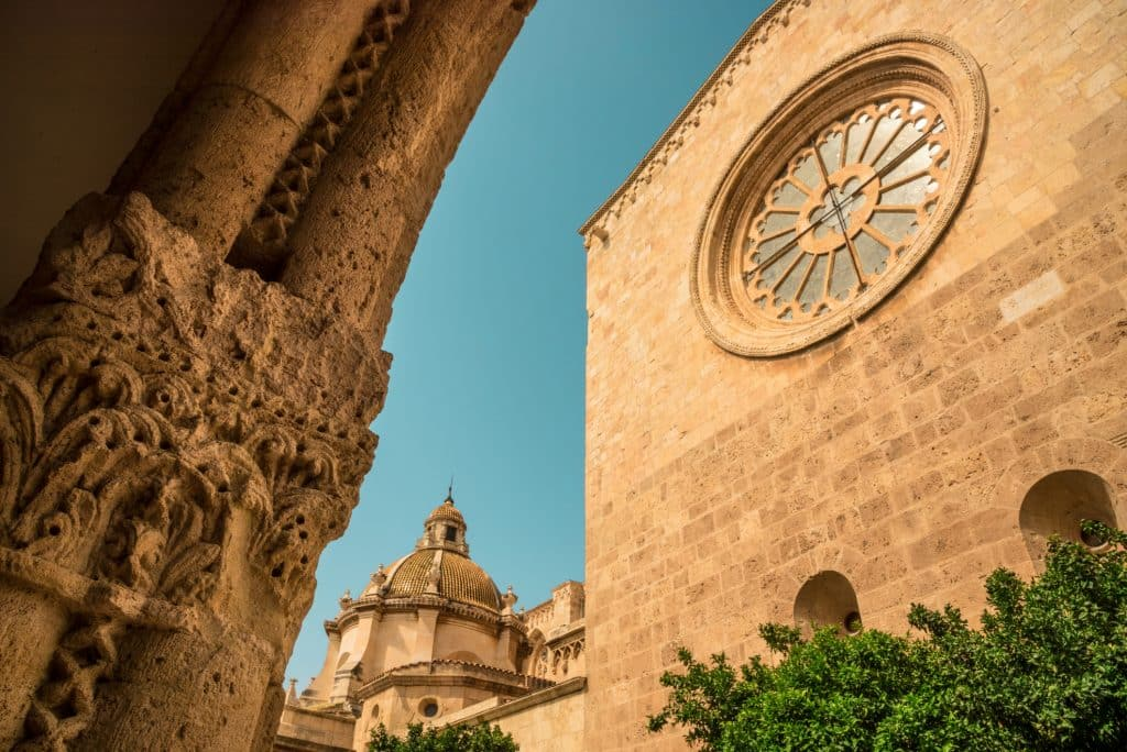 Kathedraal van Tarragona in Spanje