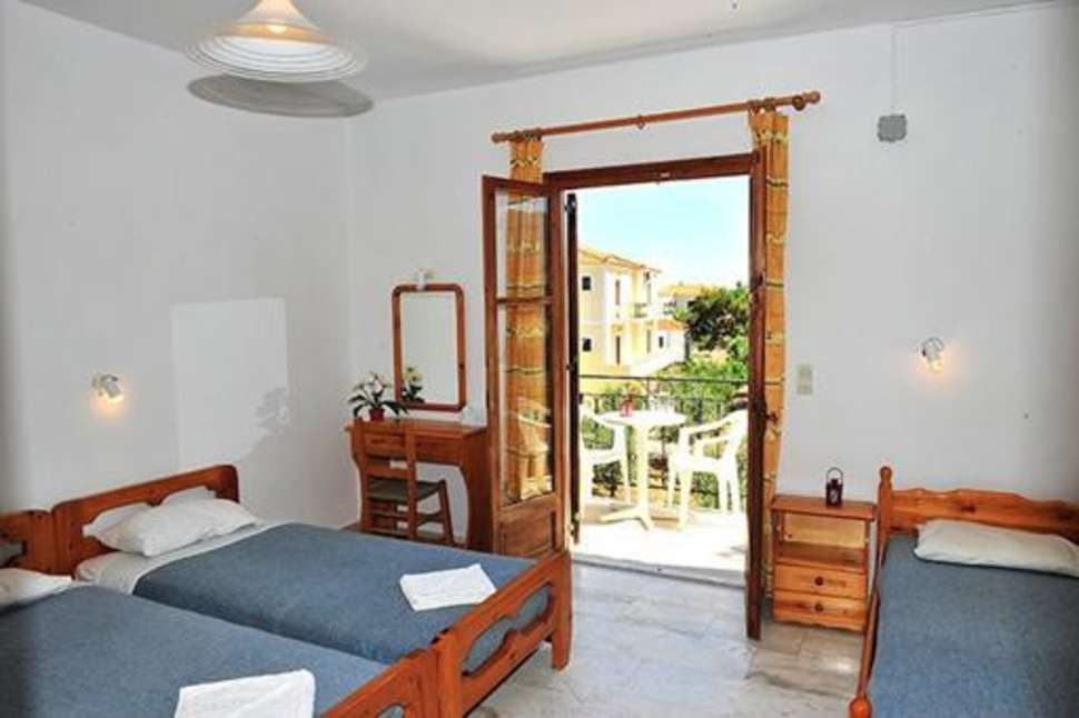 Appartement van Marianthi Paradise in Molyvos, Lesbos