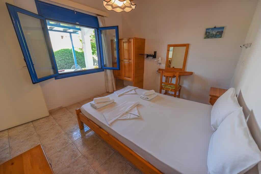 Appartment van Pavlis Ormos appartement in Ormos, Samos