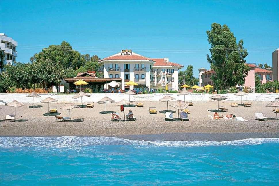 Area hotel in Çalis, Turkije