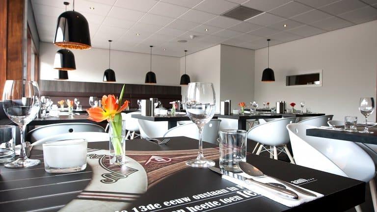 Brasserie van Inntel Hotels Resort Zutphen in Gelderland