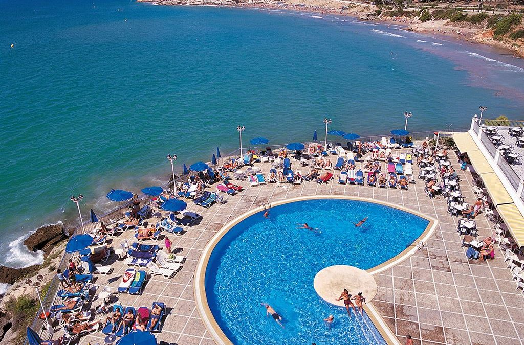Hotel Best Negresco in Salou, Spanje