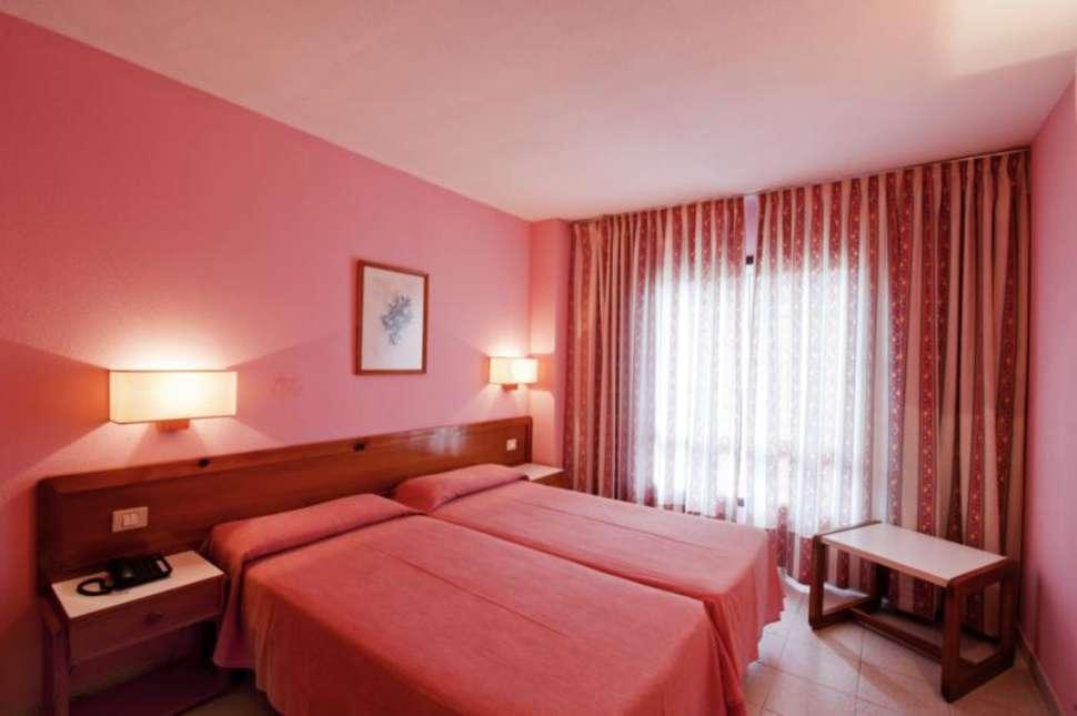 Hotelkamer van appartementen centro cancajos in Los Cancajos, La Palma