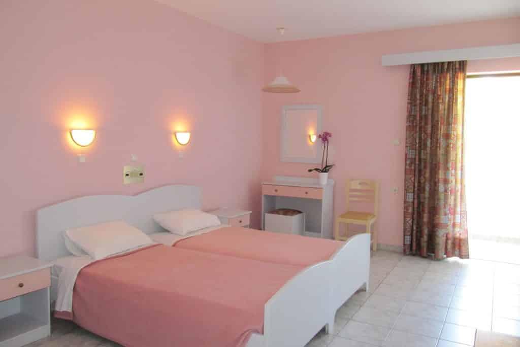 Hotelkamer van Frosini Hotel in Kos-Stad, Kos