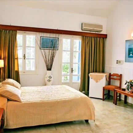 Hotelkamer van Hotel Aegeon in Skala Kalloni, Lesbos