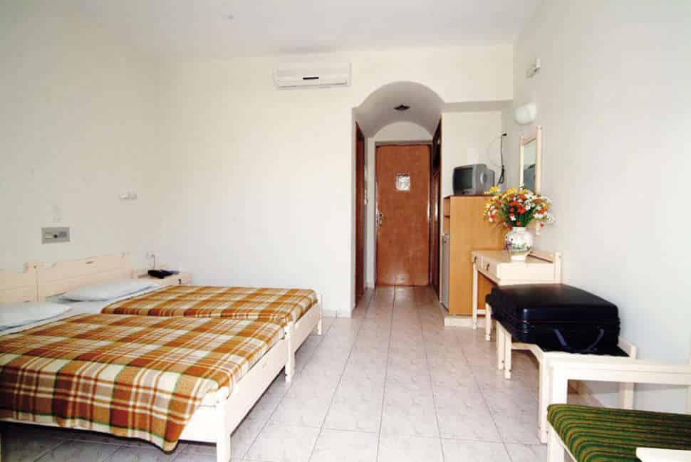 Hotelkamer van Hotel Zephyros in Kos-Stad, Kos