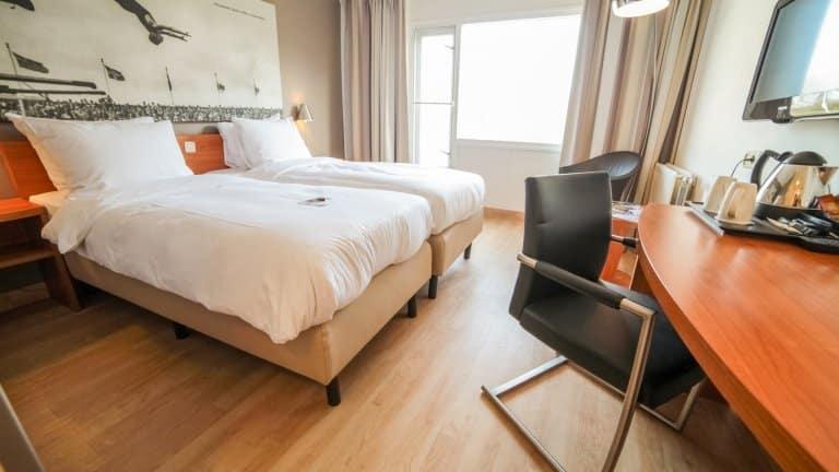 Hotelkamer van Inntel Hotels Resort Zutphen in Gelderland