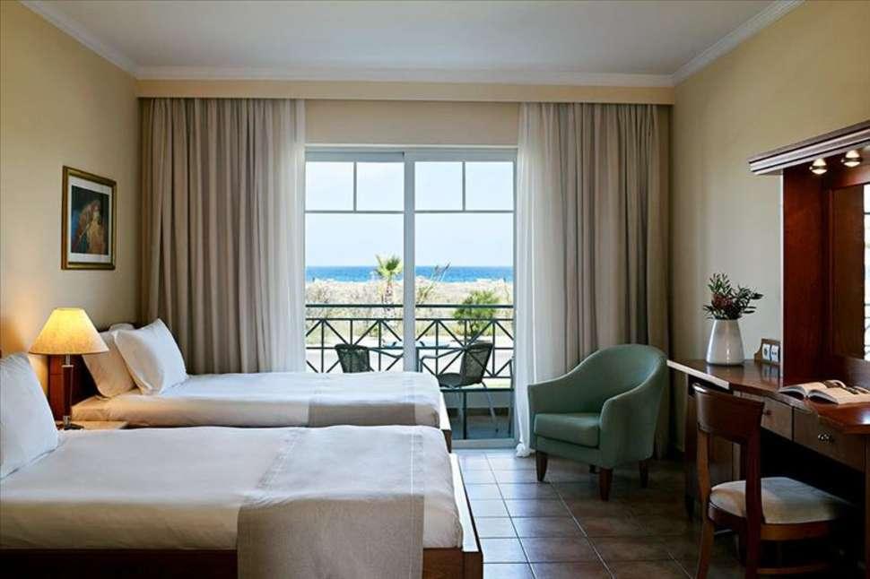 Hotelkamer van Pelagos Suites Hotel in Kos-Stad, Kos