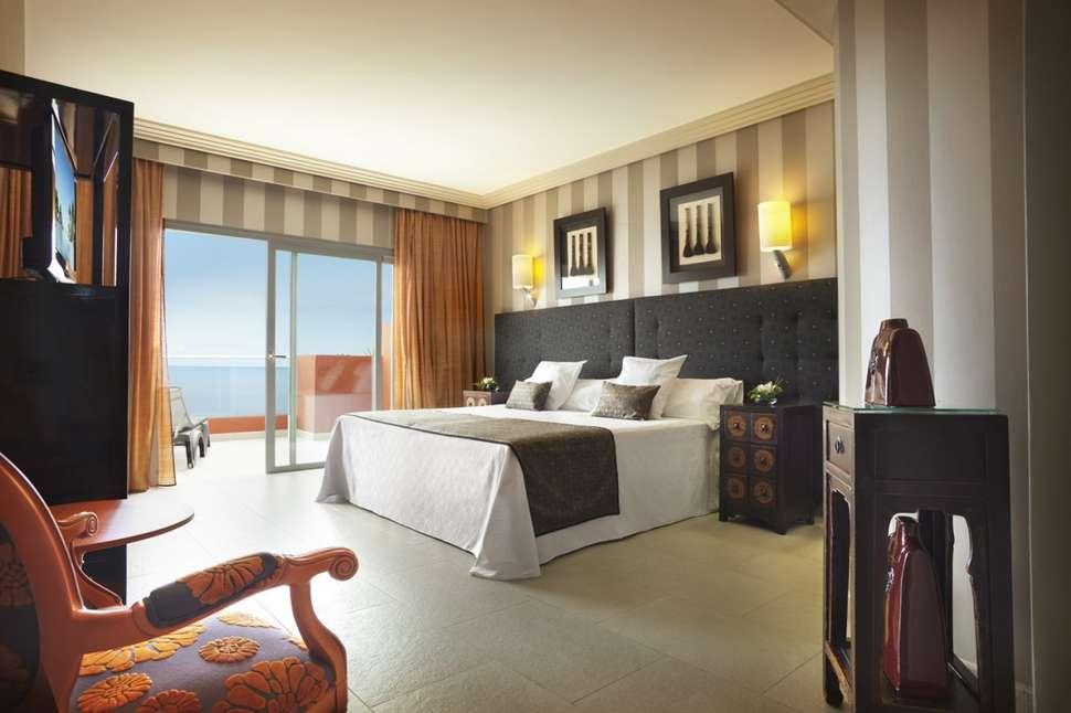 Hotelkamer Roca Nivaria Grand Hotel in Playa Paraiso, Tenerife