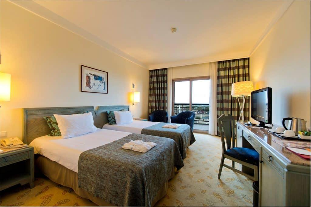 Hotelkamer van Xanadu Resort in Belek, Turkije