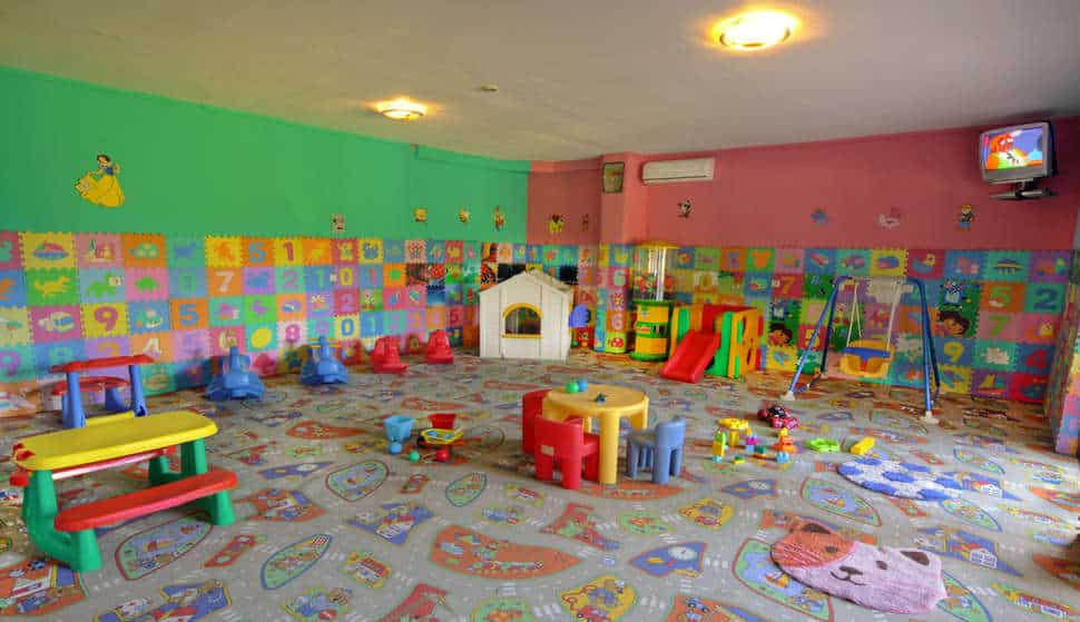Voor de kinderen van Kassandra Appartementen in Ialyssos, Rhodos