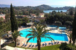 Park Hotel in Gouvia, Corfu
