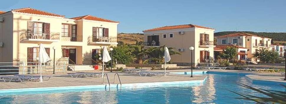 Voor 250 15 dagen naar 3 sterren hotel marianthi paradise op lesbos - Centrum eiland keuken prijs ...