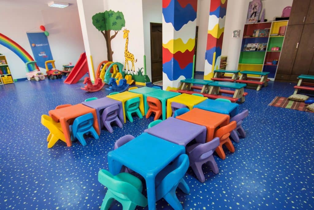 Miniclub van Sunny Days Palma de Mirette in Hurghada, Egypte