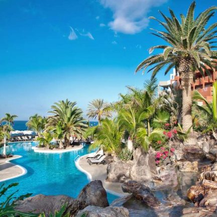 Roca Nivaria Grand Hotel in Playa Paraiso, Tenerife